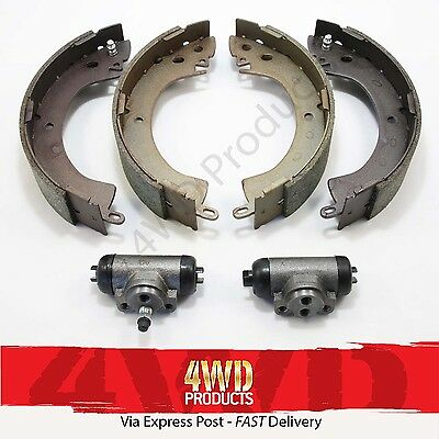 AU90 • Buy Wheel Cylinder/Brake Shoe SET For Triton ME MF MG MH MJ86-96 2.6P 3.0-V6 2.5D/TD
