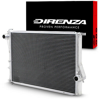 DIRENZA 42mm ALLOY RADIATOR FOR BMW 5 7 SERIES E38 E39 728 750 740 520 528 540 • 179.99£