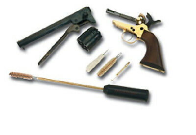 $ CDN15.64 • Buy Traditions Pocket Cleaning Kit For 9mm .38 .357 Mag * Rod, Jag And Brushes A3862