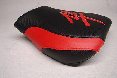 $62 • Buy Hayabusa 1999/00/01/02/03/04/05/06/2007 Gsxr1300 Front Seat Cover Black/red