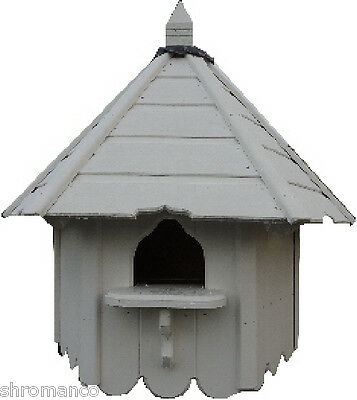 The Paloma Hexagonal Dovecote - Two Pair - Various Options • 385£