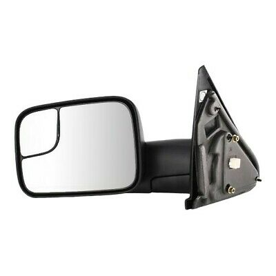 $70.81 • Buy Tow Mirror For 2002 2009 Dodge Ram 1500 Driver Side Power Heat Blind Spot Glass
