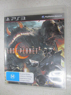 AU9.99 • Buy Lost Planet 2 PS3