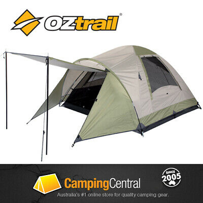 AU69.99 • Buy OZTRAIL TASMAN 3V Dome Hiking 3 Man Person Tent  NEW