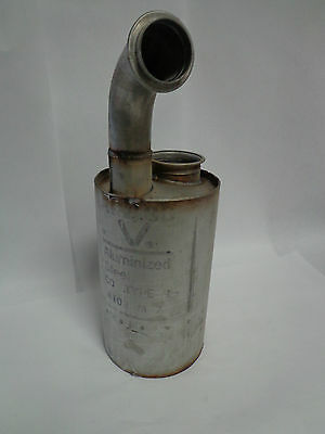 $19 • Buy Muffler Assembly M35A2 Multi Fuel Non Turbo NSN 2990-00-873-6924