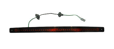 $256.99 • Buy 2003-2004 Ford Mustang Cobra OEM Rear Spoiler Rear 3rd Third LED Brake Light