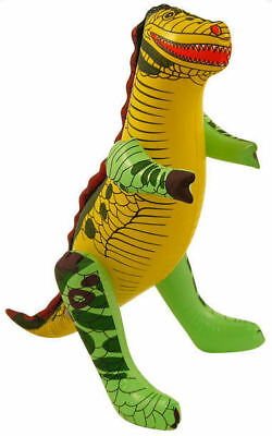Inflatable Dinosaur - 43cm - Pinata Pirate Loot/Party Bag Fillers Wedding/Kids • 2.39£