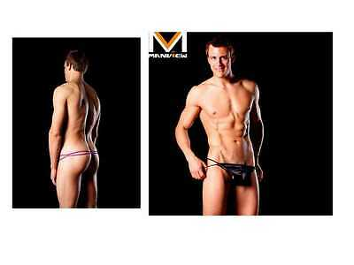 £3.99 • Buy Sexy Mens Manview Backless String Pouch Underwear