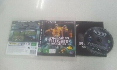 AU12.80 • Buy Wallabies Rugby Challenge Ps3