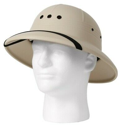 cc611b0b51958 Pith Helmet Vietnam Military Style Lightweight Safari USA Made Rothco 5670  • 23.98