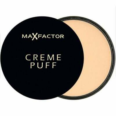 Max Factor Creme Puff Compact Face Powder - Choose Your Shade • 5.89£