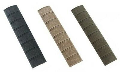 $24 • Buy Magpul XT Textured Rail Covers -  Choice Of Black, FDE Or OD Green - 2 PACK