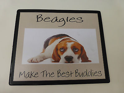 Beagle Gifts - Keyring, Mousemat, Coaster, Magnets • 4.50£