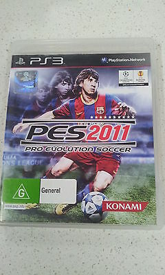 AU8.99 • Buy Pro Evolution Soccer 2011 PS3