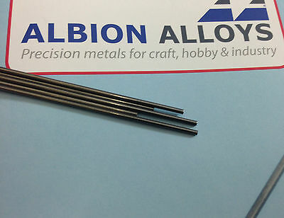 £5.40 • Buy 2.5mm Piano Wire 3 Pieces 1 Meter Long. PW7XM