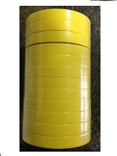 $ CDN49.21 • Buy 3M 6652 3M 06652 MASKING TAPE 3/4  YELLOW (12 Rolls)