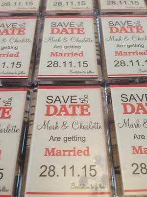 AU10.80 • Buy Save The Date Magnets X 10