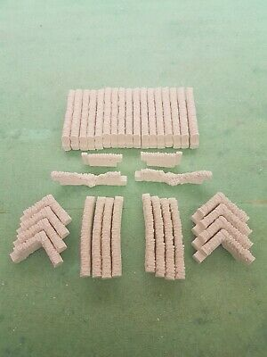 £11.99 • Buy 37 Stone Walling Unpainted 00 Gauge Scenery Brand And New Boxed.