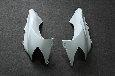 $55.84 • Buy ABS Unpainted Upper Front Side Fairing Nose Fit For KAWASAKI  Ninja ZX-10R 04 05