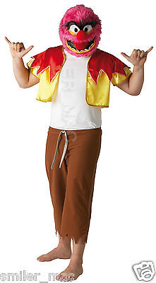 £31.95 • Buy Official Disney Animal Muppet Show Costume Mask Mens 70s 80s Halloween Party