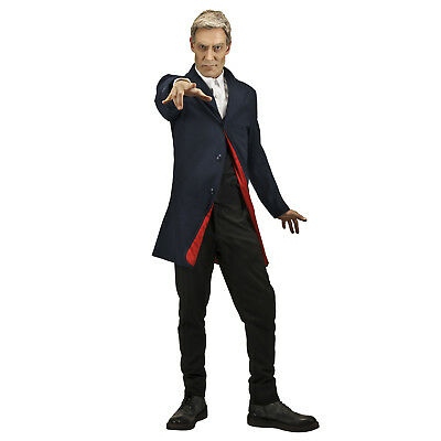 £39.62 • Buy Adult Men's Dr WHO 12th Doctor Peter Capaldi Cosplay Costume Jacket S/M L/XL XXL