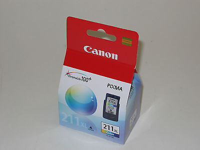 £32.62 • Buy Genuine Canon CL-211 XL High Capacity Color Ink CL 211 IP2700 IP2702 MX360 MX420