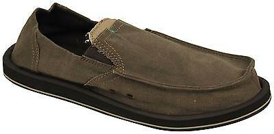 Sanuk Pick Pocket Sidewalk Surfer - Brown - New • 47.32£