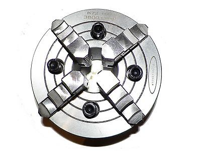 AU283.58 • Buy 6 Inch (6 )  4 Jaw Independent Lathe Chuck Semi Steel  In Premier Quality