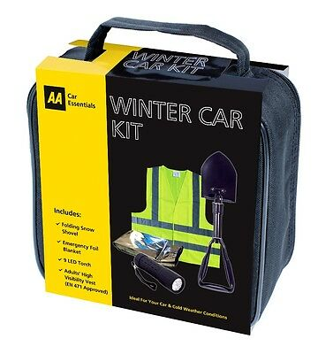 £17.65 • Buy AA Winter Car Kit Driving Gift Pack With Snow Shovel Ideal For Emergencies