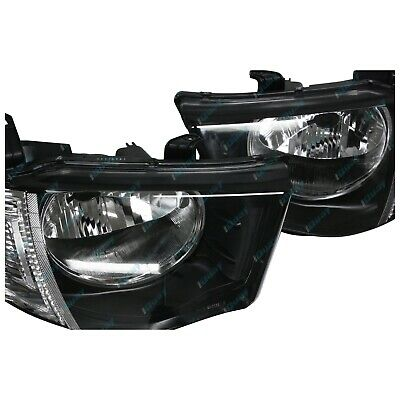 AU179.95 • Buy Clear Headlights Pair LH+RH For Mitsubishi Triton MN Series 2009-2015 GL GLX
