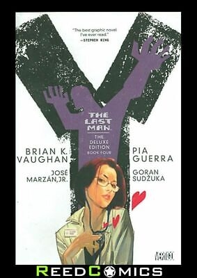 AU38.01 • Buy Y THE LAST MAN VOLUME 4 DELUXE HARDCOVER New Hardback Collects Issues #37-48
