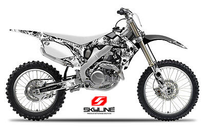 $159.99 • Buy 2002 2003 2004 Honda Crf 450r Graphics Kit Crf450 R Decals Motocross Stickers