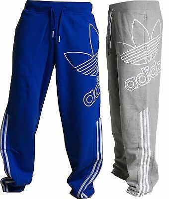 d1284fe0382b Adidas Herren Jogginghose Fleece Trainingshose Originals Sporthose  XS,S,M,L,XL