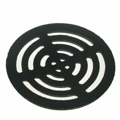£8.95 • Buy Round 6  (150mm) Cast Iron Heavy Duty Gully Grid Drain Cover Grate Metal