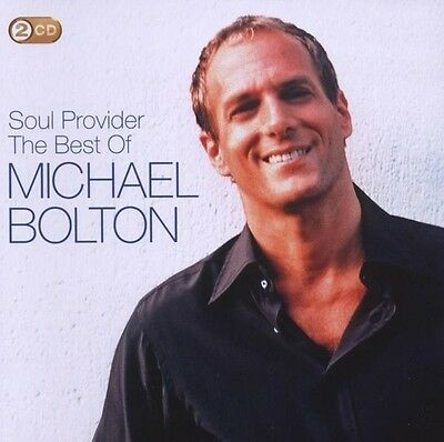 £12.90 • Buy Michael Bolton  The Soul Provider: The Best Of  2 Cd