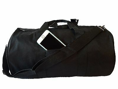 $12.88 • Buy Polyester ROLL Duffle Duffel Bag Travel Gym Carry-On Sport Gym Bag 18  ALL COLOR