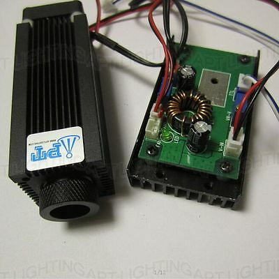AU123.99 • Buy High Quality Good Cooling 1W 808nm IR Laser Module Focusable Laser Module