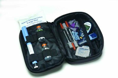 Medicool Daily Insulin Cooler Bag / Cool Pouch Diabetic Kit Organiser / Case • 14.99£