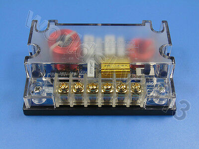$ CDN60.63 • Buy 2pcs For KASUN KS-2800 2 Way 2 Unit Speaker Frequency Divider Crossover Filters