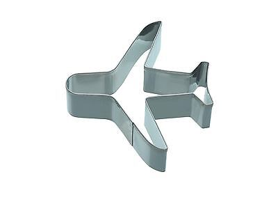 £3.70 • Buy Aeroplane Shaped Cookie Cutter - Biscuit Pastry Sandwich Toast KitchenCraft 9cm