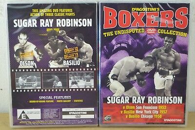 £1.99 • Buy DeAgostini's Boxers The Undisputed Collection 11 Sugar Ray Robinson DVD