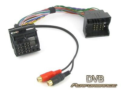 Connects2 CTVFOX002 Ford Focus 2004 - 2011 MP3 IPod Aux Input Audio Adaptor • 33.50£