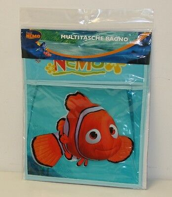 Disney Finding Nemo Baby Child Bath Toy Storage Bag Net - Fishies Toy Organiser! • 3.99£