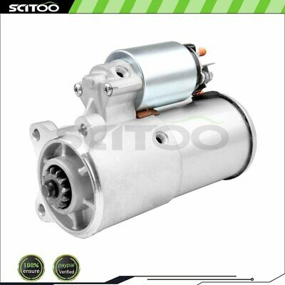$37.71 • Buy Starter 6646 For Ford Auto & Ttruck Excursion Expedition F-Series Pickups Mustan