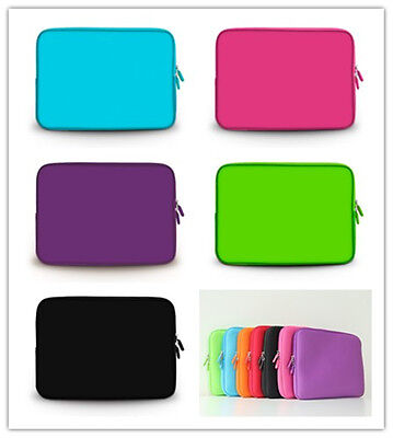 13  Inch Universal Laptop Notebook Sleeve Case Bag For Apple Mac MacBook Pro Air • 6.99£