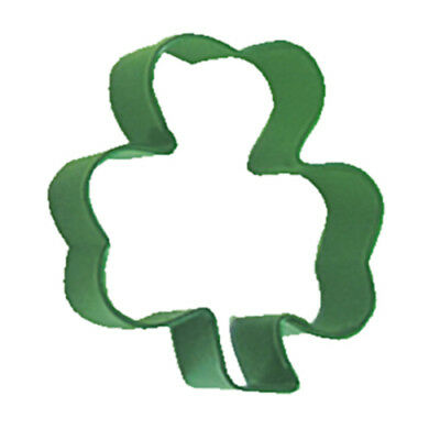 £3.05 • Buy Eddingtons Green Shamrock Cookie Cutter - St Patrick's Day Biscuit Cutter Metal