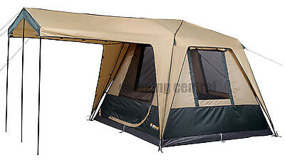 AU199.95 • Buy Oztrail Fast Frame Cruiser 240 Swift Pitch (4 Person) Man Instant Up Tent