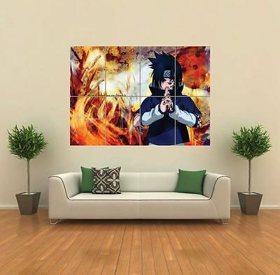 Naruto Anime Manga New Giant Poster Wall Art Print Picture G880 • 14.49£