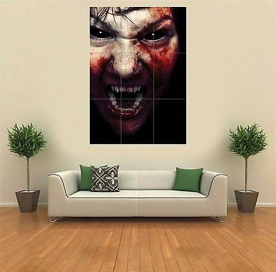 £14.99 • Buy Vampire Face Gothic  New Giant Poster Wall Art Print Picture X1462