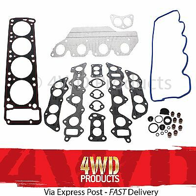 AU84 • Buy VRS/Head Gasket SET For Pajero NA-NH (83-93) Triton ME-MJ 86-96 Petrol 2.6 4G54